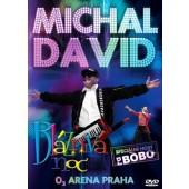 Michal David - Bláznivá noc (DVD, 2016)