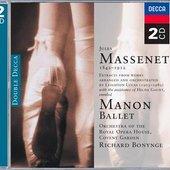 Massenet, Jules - Massenet / Lucas Manon ballet Bonynge