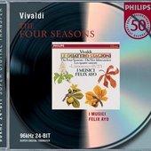 Vivaldi, Antonio - Vivaldi The Four Seasons/ Felix Ayo