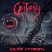 Obituary - Cause Of Death (Digipack, Reedice 2019)