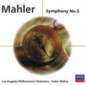 Mahler, Gustav - Mahler: Symphony No.5 in C sharp minor - Los Angel