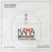 Obal Na Vinyl (LP) - Vnitřní Antistatický - KATA /Japan
