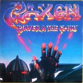 Saxon - Power & The Glory - 180 gr. Vinyl