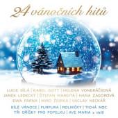 Various Artists - 24 vánočních hitů (2019)