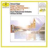 Elgar, Edward - ELGAR Enigma Variations Norman Del Mar