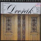 Antonín Dvořák / Václav Smetáček - Te Deum/Mass in D major/Biblical Songs Nos. 1-5