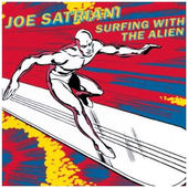 Joe Satriani - Surfing With The Alien (Edice 1993)