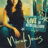 Norah Jones - Live In New Orleans (DVD, 2003)