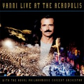 Yanni With The Royal Philharmonic Concert Orchestra - Live At The Acropolis (1994)