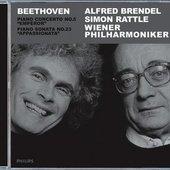 Beethoven, Ludwig van - Beethoven Piano Concerto no.5 Alfred Brendel