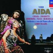 Verdi, Giuseppe - Verdi Aida Chiara/Dimitrova/Pavarotti