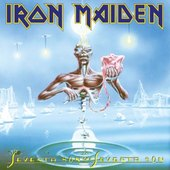 Iron Maiden - Seventh Son Of A Seventh Son (Limited) - 180 gr. Vinyl