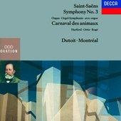 Saint-Saëns, Camille - Saint-Saëns Symphony no.3 Peter Hurford/Pascal Rog