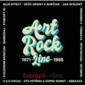Various Artists - Art Rock Line 1971-1985 (2021)