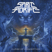 Spirit Adrift - Curse Of Conception (Limited Coloured Vinyl, Edice 2020) - Vinyl