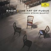 Emerson String Quartet - BACH Art of Fugue Emerson String Quartet