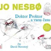 Jo Nesbo - Doktor Proktor a vana času/MP3
