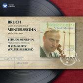 Max Bruch, Felix Mendelssohn-Bartholdy - Violin Concertos / Houslové koncerty (2012)