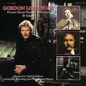 Gordon Lightfoot - Dream Street Rose/Shadows/Salute/2CD (2016)