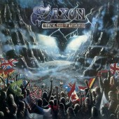 Saxon - Rock The Nations (Edice 2018) - Vinyl