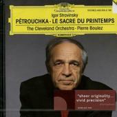 Igor Strawinsky / Piérre Boulez - Pétrouchka / Sacre Du Printemps