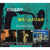 Gerry Mulligan - 3 Essential Albums (2019)