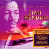Jimi Hendrix - First Rays of the New Rising Sun Digipack
