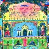 Mozart, Wolfgang Amadeus - Mozart Die Entführung aus dem Serail Gruberova/Bat
