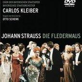 Brigitte Fassbaender - STRAUSS Die Fledermaus Kleiber DVD-VIDEO