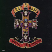 Guns N' Roses - Appetite For Destruction (Edice 1991)