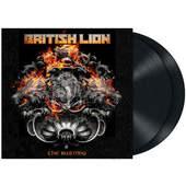 British Lion - Burning (2020) - Vinyl