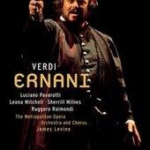 Verdi, Giuseppe - Verdi Ernani Pavarott/Mitchell/Milnes/Raimondi
