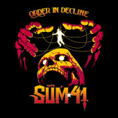 Sum 41 - Order In Decline (Black Vinyl, 2019) - Vinyl