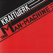 Kraftwerk - Man-Machine (Remastered) - 12'' Vinyl