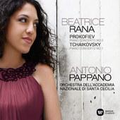 Beatrice Rana, Antonio Pappano - Prokofiev: Piano Concerto No. 2 / Čajkovskij: Piano Concerto No. 1