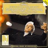 Wagner, Richard - WAGNER Tannhäuser Tristan Karajan
