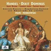 Handel, Georg Friedrich - HANDEL Roman Motets / Minkowski