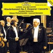 Leonard Bernstein - BEETHOVEN Klavierkonzert No. 5 Zimerman