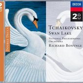 Tchaikovsky, Peter Ilyich - Tchaikovsky Swan Lake National Philharmonic Orches