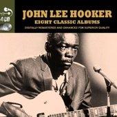John Lee Hooker - 8 Classic Albums