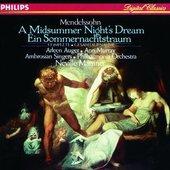 Mendelssohn Bartholdy, Felix - Mendelssohn: A Midsummer Nights Dream - Augér, Mu