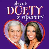 Černý, Dufková, Molavcová - Slavné duety z operety /CERNY,SUCHY,PREISS...