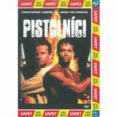 Film/Akční - Pistolníci (Papírová pošetka)