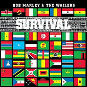Bob Marley & The Wailers - Survival (Edice 2015) - 180 gr. Vinyl