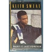 Keith Sweat - Make It Last Forever (Kazeta, 1987)