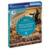 Vídeňští filharmonici - Novoroční Koncert 2017 (Blu-ray)