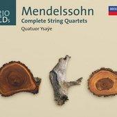 Mendelssohn Bartholdy, Felix - Mendelssohn 6 String Quartets Quatuor Ysae