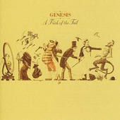 Genesis - A Trick Of The Tail (Remastered 2008)