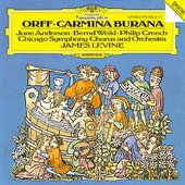 Orff, Carl - ORFF Carmina Burana Levine
