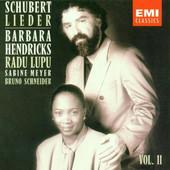 Franz Schubert - Lieder, Vol. II
